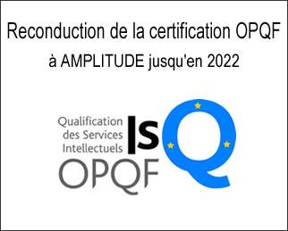 Formations certifiées OPQF