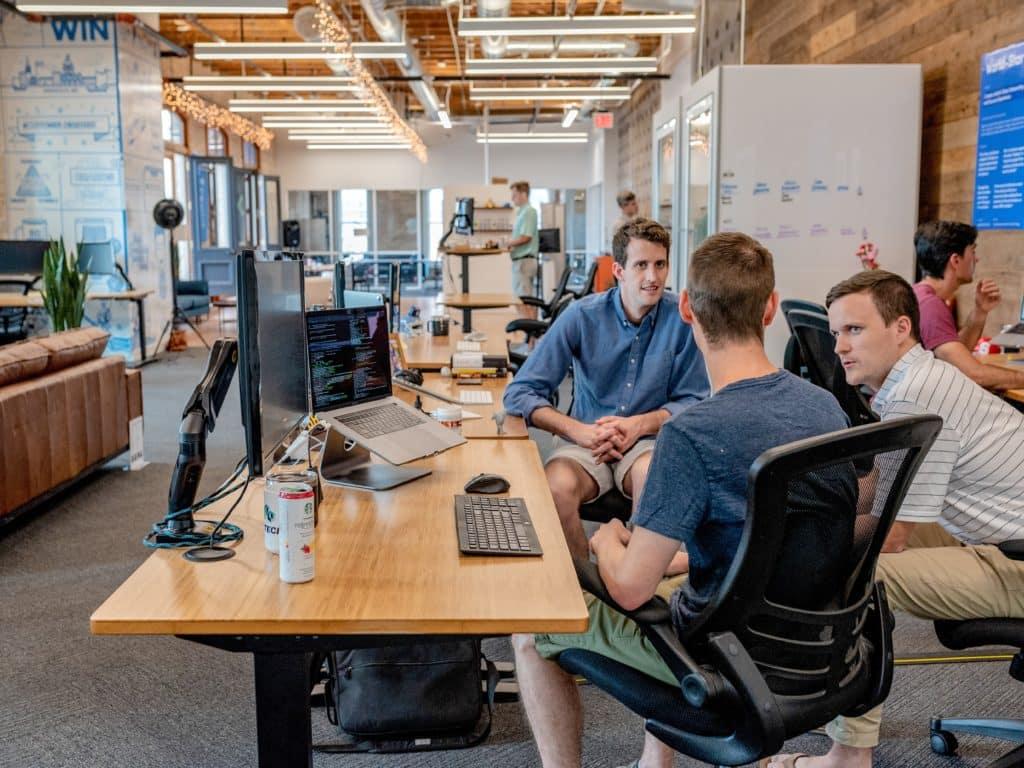 Les espaces de travail seront hybrides et innovants