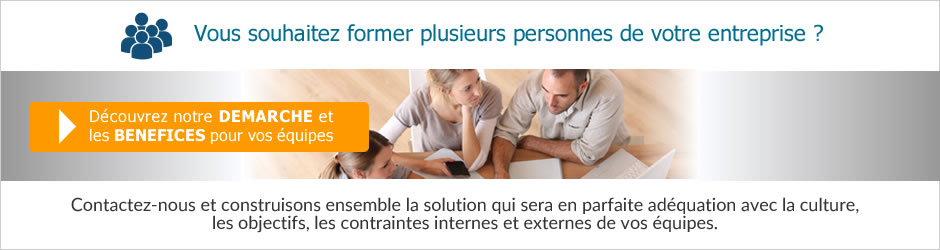 formation management sur mesure