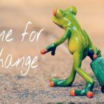 faire face au changement
