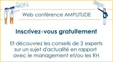 web conférences amplitude